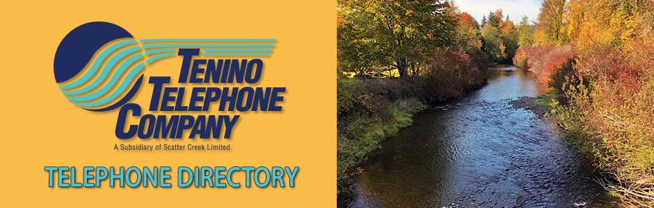 Tenino Directory